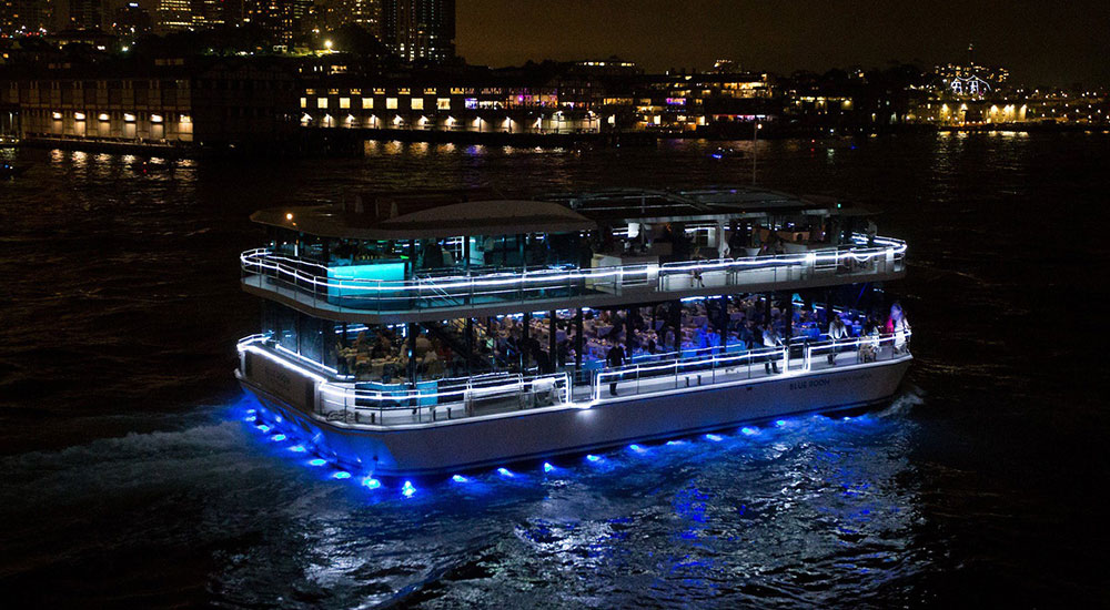 Clearview dinner cruises
