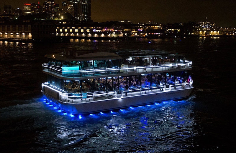 Sydney's Exquisite Glass Boat Dinner Cruise All Set to Amaze Guests Everyday Starting October!