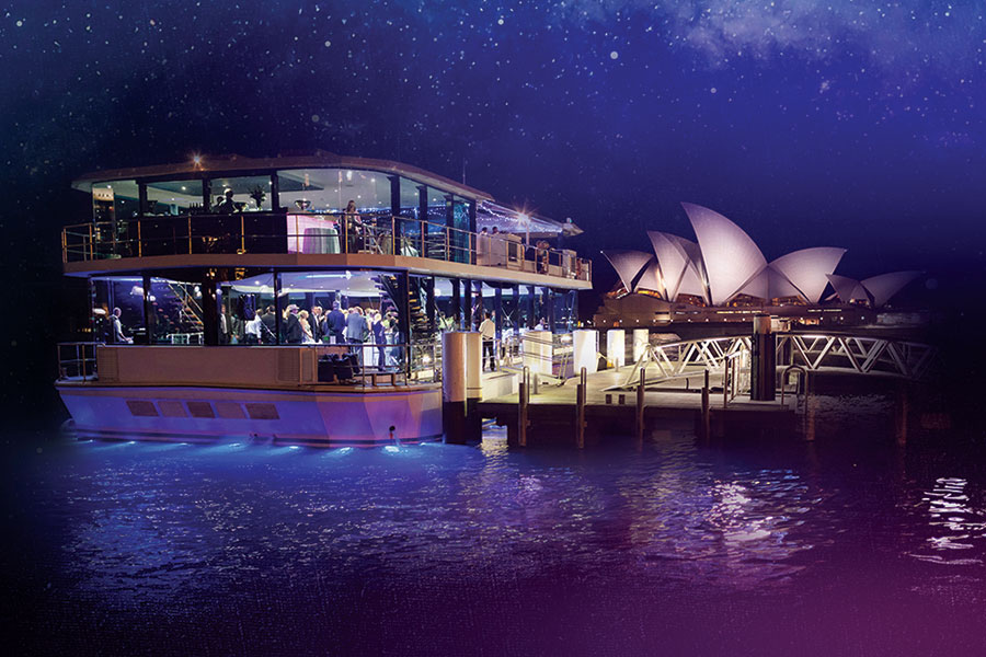 Clearview Sydney Harbour Dinner Cruise