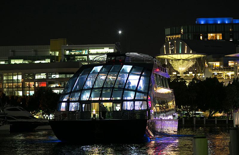 Sydney's Luxury Dinner Cruise
