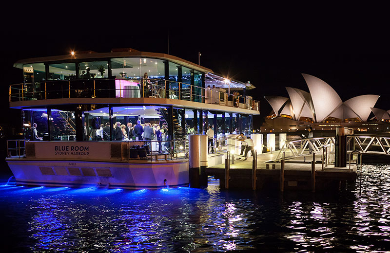 The Stunning Glass Boat Dinner Cruise Of Sydney