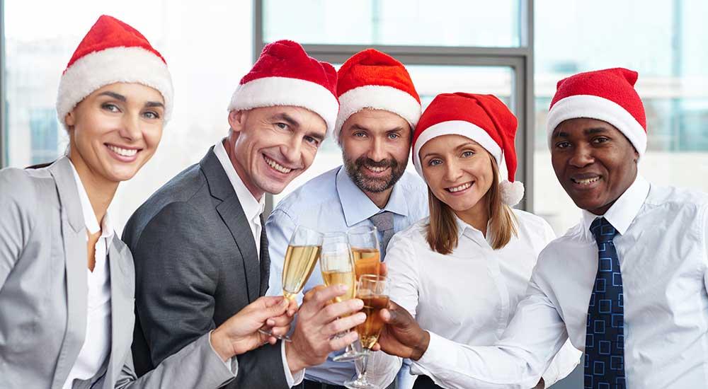 Corporate Christmas Party Venue