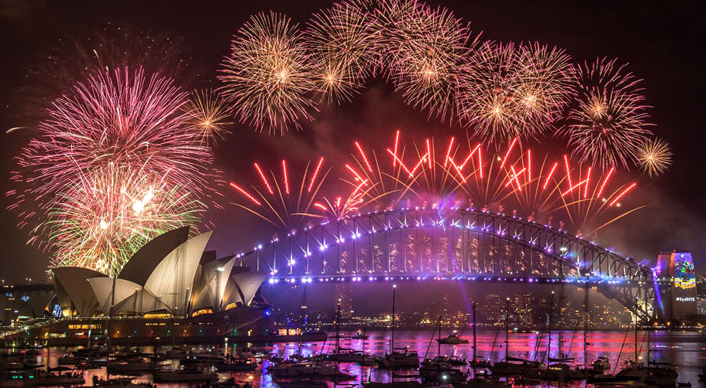 Premium Sydney New Year S Eve Cruise Clearview Cruises