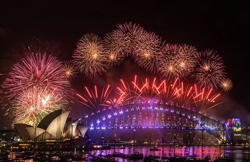 Welcome 2020 in style: Premium New Year's Eve on a Cruise in Sydney