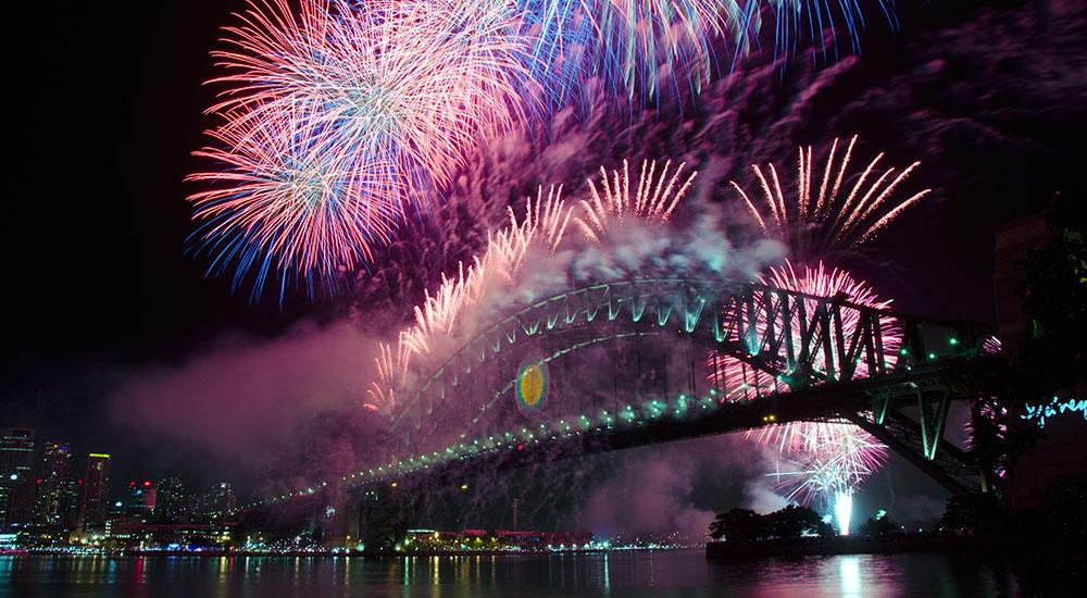 Sydney Harbour NYE Cruise