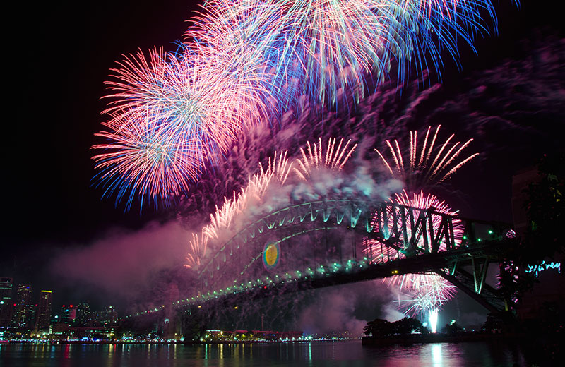 Come Fall In Love With Sydney this New Year's Eve with Clearview Cruises