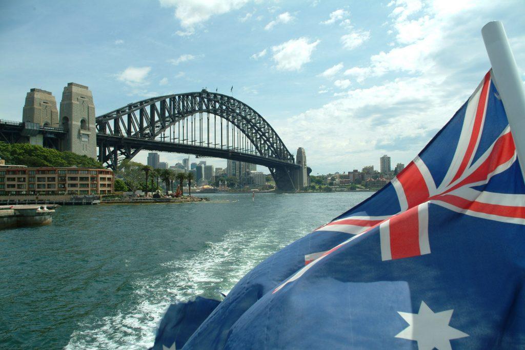 Australia day cruises sydney