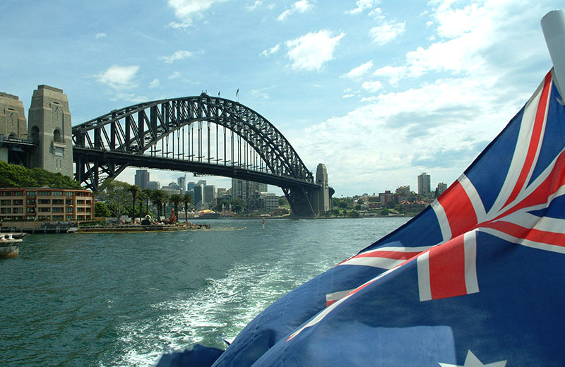 Which One Would You Prefer- Australia Day Lunch Or Dinner Cruise On Sydney Harbour?