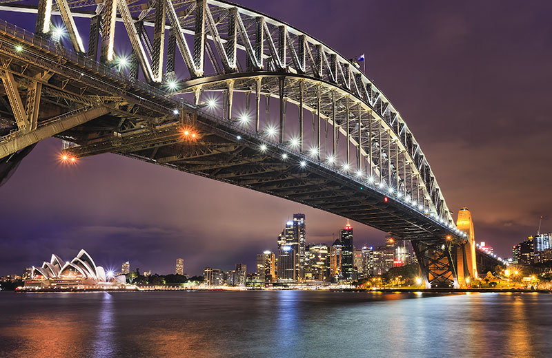 The city of Sydney & its mind boggling cruises