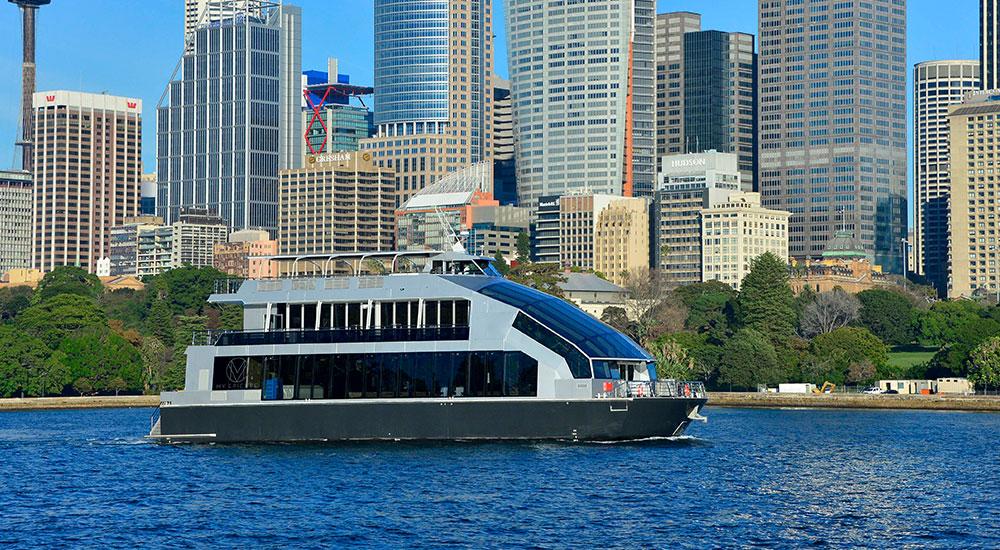 Premium Sydney Harbour Lunch Cruise