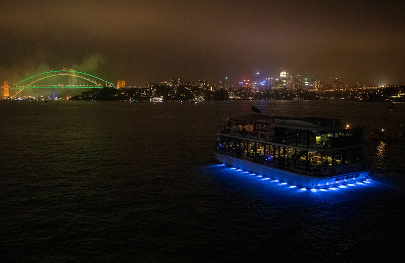 Premium Australia Day Cruises in Sydney