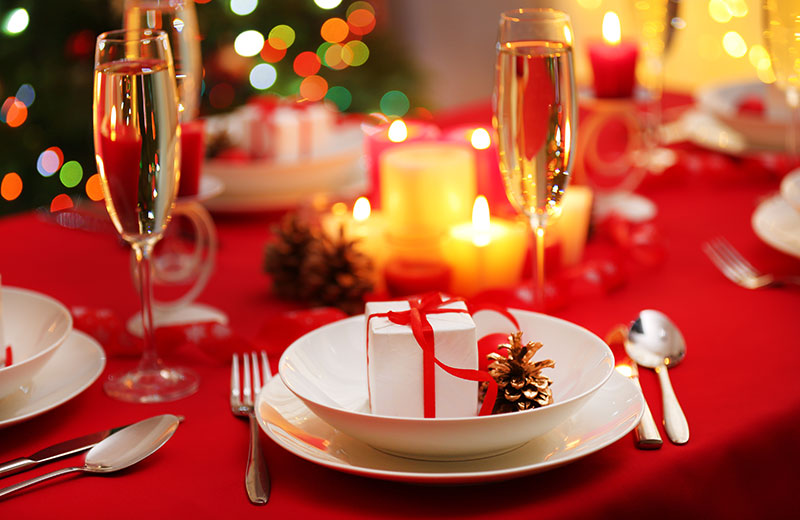 Blueroom Christmas Party Charter Package