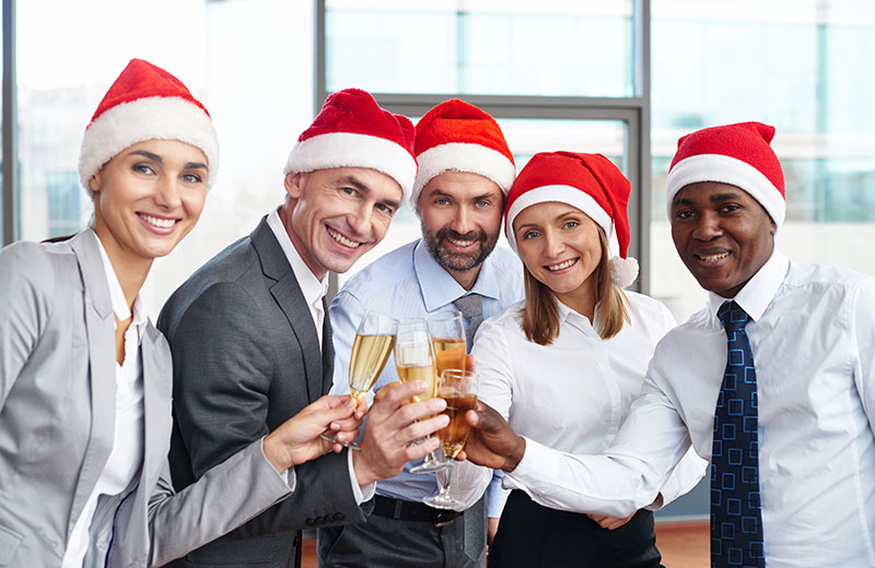 Clearview Christmas Party Charter Package