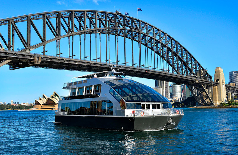 Clearview 2hr Glassboat Express Lunch Charter Package